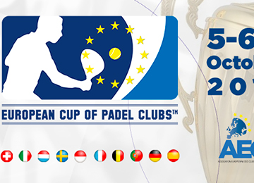 Euro Padel Cup - AECP